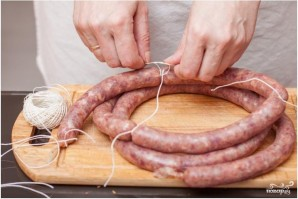 Венские колбаски - фото шаг 5