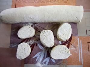 Сырники без яиц - фото шаг 3