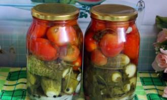 Ассорти из овощей на зиму - фото шаг 6