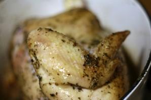 Ароматная курица в духовке - фото шаг 6