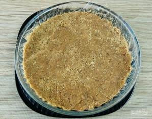 Торт творожный с творожным сыром - фото шаг 5