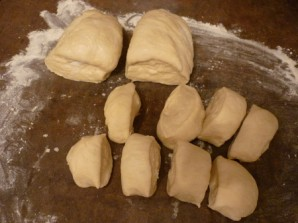 Вкусные воздушные булочки - фото шаг 3