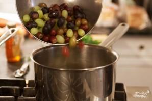 Виноградное чатни - фото шаг 3