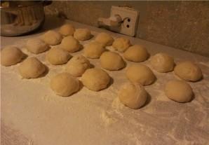 Пирожки постные бездрожжевые - фото шаг 2