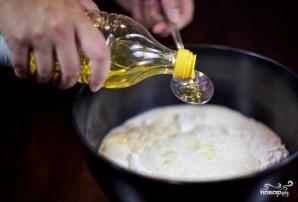 Быстрое тесто для пирожков с любой начинкой - фото шаг 4