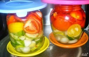 Овощные закатки - фото шаг 3