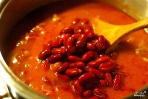Суп чили - фото шаг 8