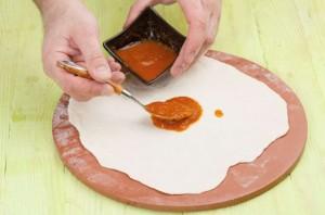 """Пицца """"Карбонара"""" - фото шаг 3"""
