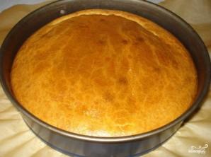 Пирог на ряженке с капустой - фото шаг 6
