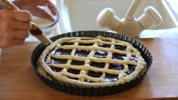 Пирог с нутеллой - фото шаг 6