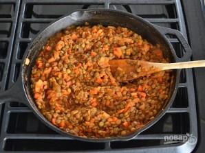 Чечевица (рецепт каши) - фото шаг 4