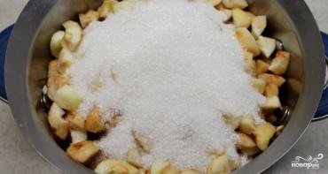 Начинка из яблок для пирогов - фото шаг 2