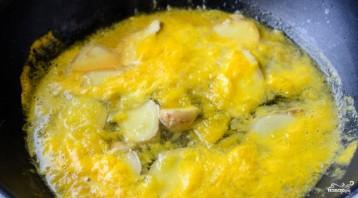 Морковный суп-пюре с имбирем - фото шаг 5