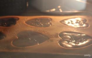 Быстрые шоколадные пирожные - фото шаг 7