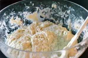 Большой круглый хлеб - фото шаг 3