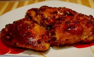 Куриные бедра в духовке - фото шаг 5