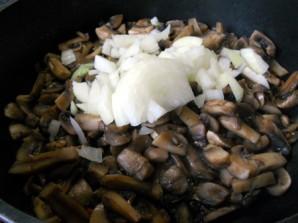 Карп, фаршированный грибами - фото шаг 3
