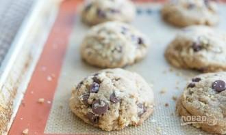 Печенье с картофельными чипсами - фото шаг 8