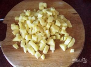Мясной суп с курагой - фото шаг 5