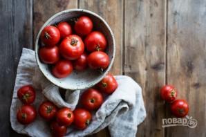 Пирог с томатами - фото шаг 3