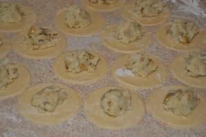 Вареники с капустой и картошкой - фото шаг 10