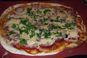 Супер-пицца - фото шаг 5