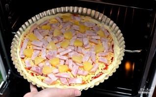 Пицца гавайская - фото шаг 5