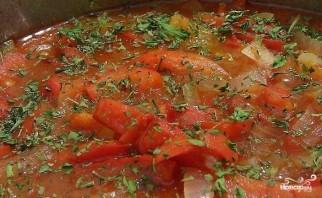 Лечо из болгарского перца - фото шаг 6