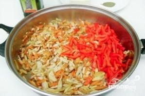 Суп грибной с плавленым сыром - фото шаг 7