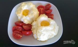 Рецепт завтрака из яиц - фото шаг 3