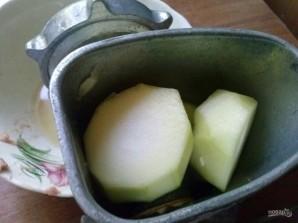 Перец, фаршированный булгуром, мясом и овощами - фото шаг 4