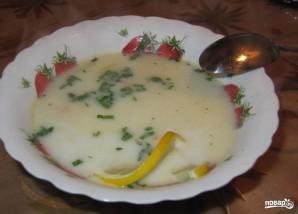 Суп из креветок со сливками - фото шаг 6