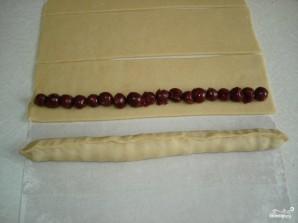 """Торт """"Монастырская изба"""" с вишней - фото шаг 3"""