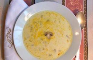 Грибной сыр - фото шаг 8
