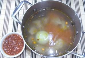 "Классический суп ""Харчо"" - фото шаг 4"