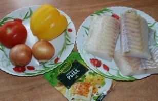 Рыба запеченная диетическая - фото шаг 1