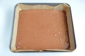 Шоколадные пирожные со вкусом миндаля - фото шаг 9