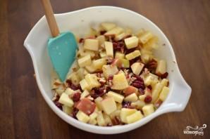 Фруктовый салат со сгущенкой - фото шаг 5