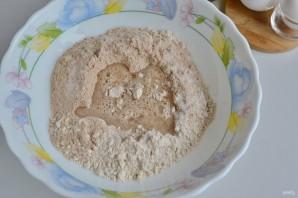 Тыквенный хлеб с гречневой мукой - фото шаг 4