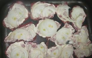 Говядина кусочками в духовке - фото шаг 4
