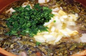 Вкуснейший суп из щавеля - фото шаг 6