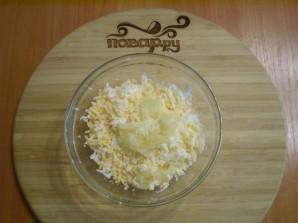Картофель под чесночным соусом - фото шаг 4