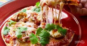 Пиццадилья - фото шаг 7