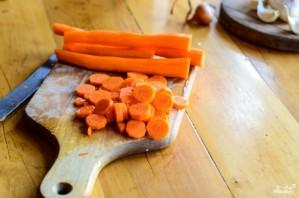 Суп-пюре овощной со сливками - фото шаг 3