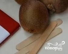 Десерт из киви - фото шаг 1