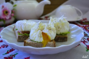 Яйца-пашот - фото шаг 8