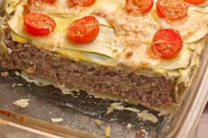 Запеканка мясная с кабачками - фото шаг 5