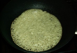 Блинчики без яиц - фото шаг 9