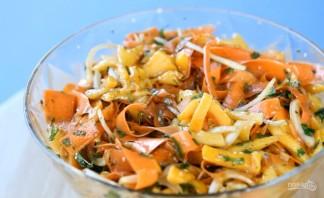 Салат из тыквы по-корейски - фото шаг 6
