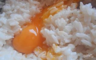 Паровой рисовый пудинг - фото шаг 4